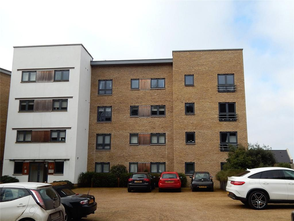 2 Bedrooms Flat for sale in Bertram Way, Norwich, Norfolk