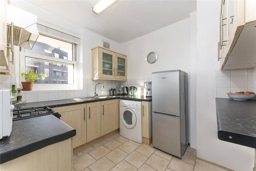 2 Bedrooms Flat for sale in Camelot House, Camden Park Road, London