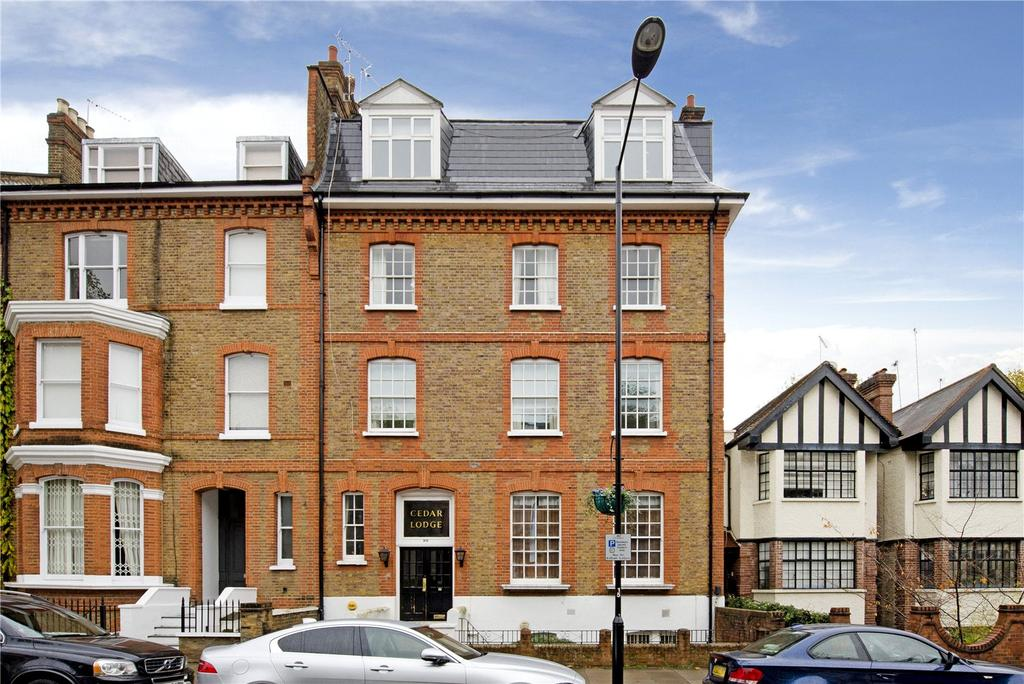 3 Bedrooms Flat for sale in Warrington Crescent, Maida Vale, London