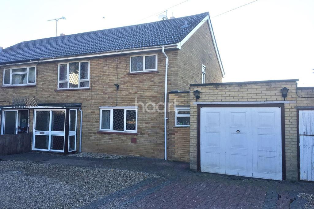 3 Bedrooms Semi Detached House for sale in Cox Green