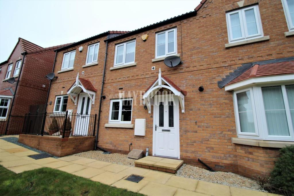 2 Bedrooms Terraced House for sale in Kingfisher Drive, Mexborough