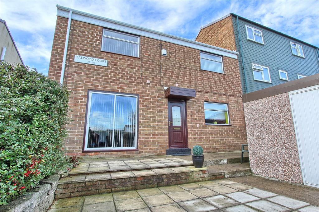 3 Bedrooms End Of Terrace House for sale in Dalwood Court, Hemlington