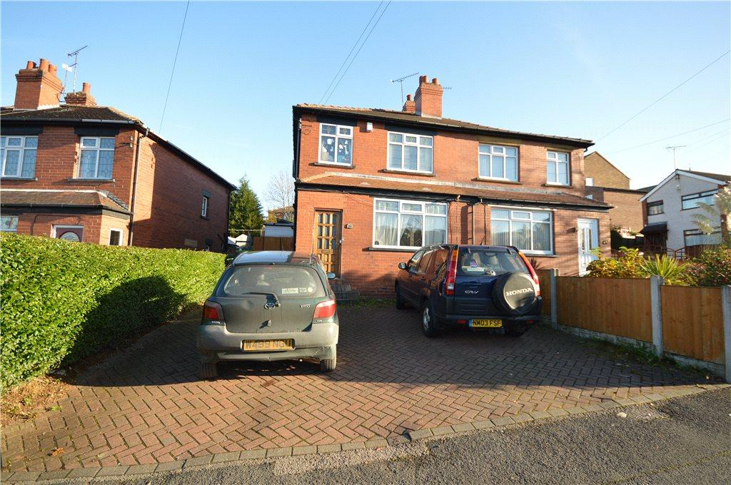 3 Bedrooms Semi Detached House for sale in Wesley Street, Leeds, West Yorkshire