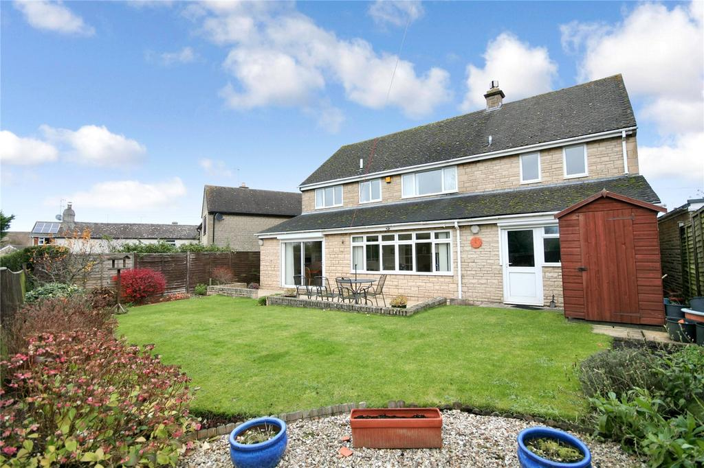 5 Bedrooms Detached House for sale in Aggs Lane, Gotherington, Cheltenham, GL52