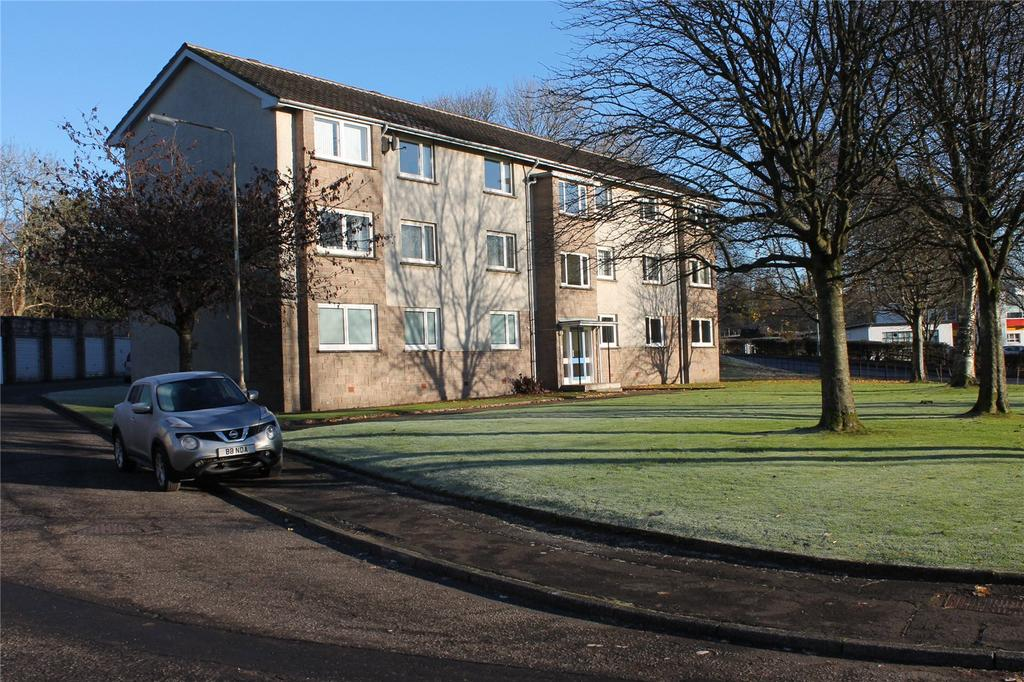 2 Bedrooms Apartment Flat for sale in Queens Court, Milngavie, Glasgow