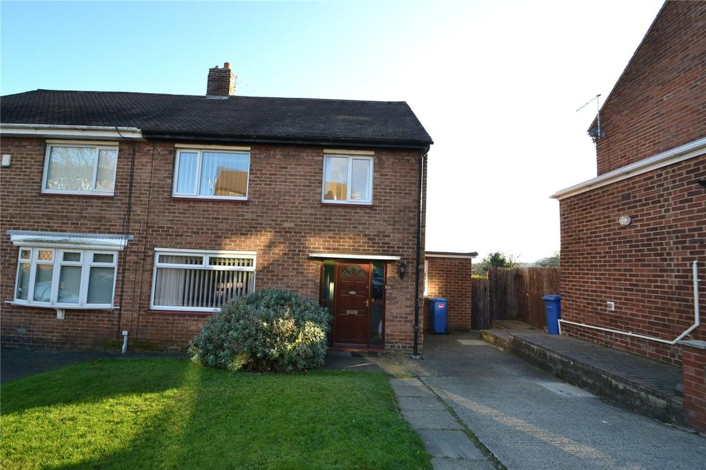 3 Bedrooms Semi Detached House for sale in Thorntree Gill, Peterlee, SR8