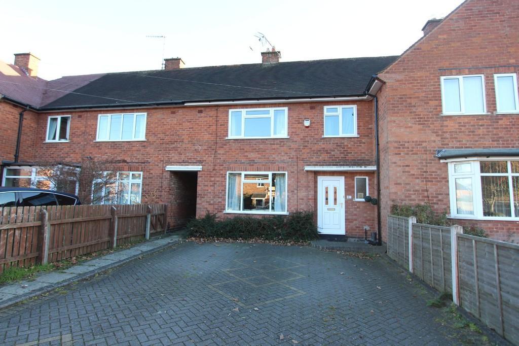 3 Bedrooms Terraced House for sale in Slater Road, Bentley Heath