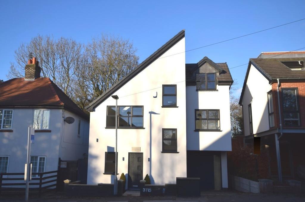 4 Bedrooms Detached House for sale in Park Lane, Poynton