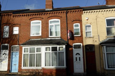 3 bedroom terraced house to rent - Kitchener Road,Selly Park,Birmingham,West Midlands