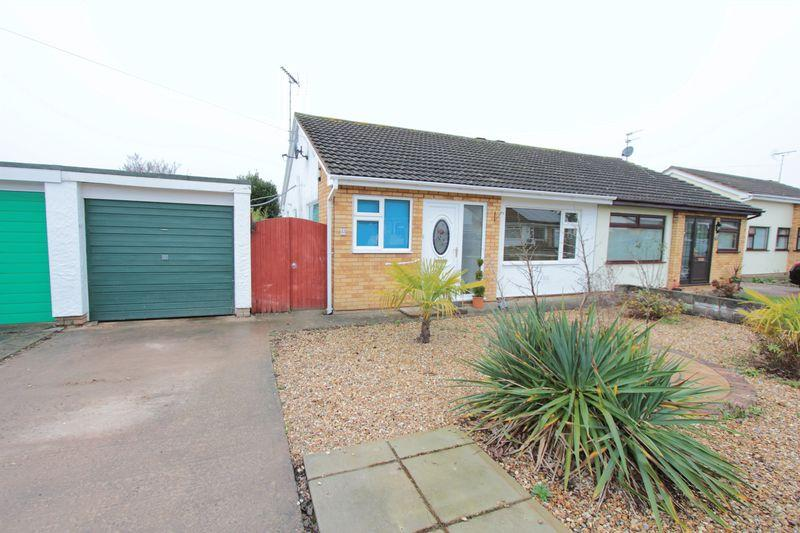 2 Bedrooms Semi Detached Bungalow for sale in Winchester Drive, Prestatyn