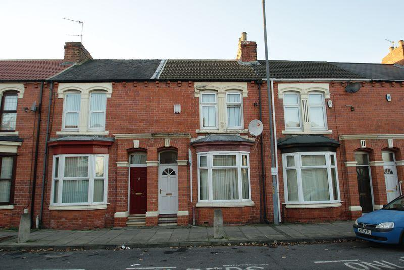 3 Bedrooms Terraced House for sale in Abingdon Road, Middlesbrough