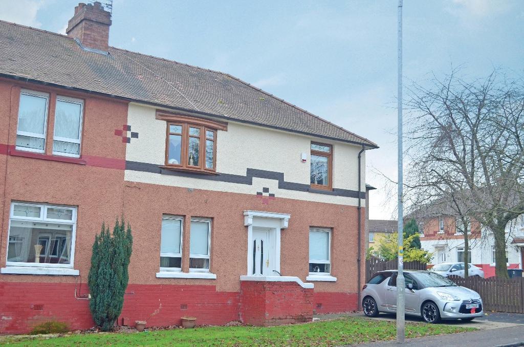 1 Bedroom Flat for sale in Udston Road, Hamilton, South Lanarkshire, ML3 9HT