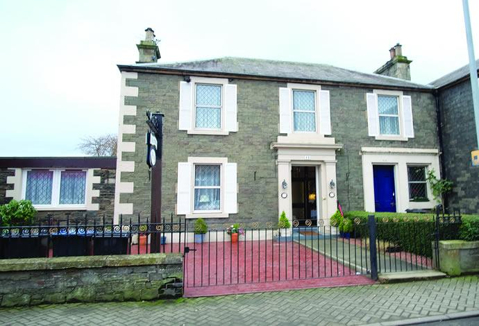 6 Bedrooms Semi Detached House for sale in Island House, 65 Island Street, Galashiels, TD1 1PA