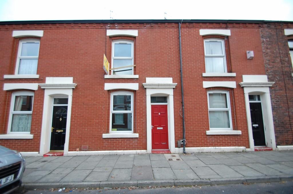 2 Bedrooms Terraced House for sale in Suffolk Street, Mill Hill, Blackburn