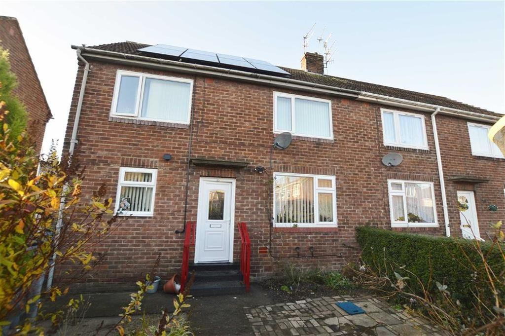 2 Bedrooms End Of Terrace House for sale in Ash Grove, Ryton