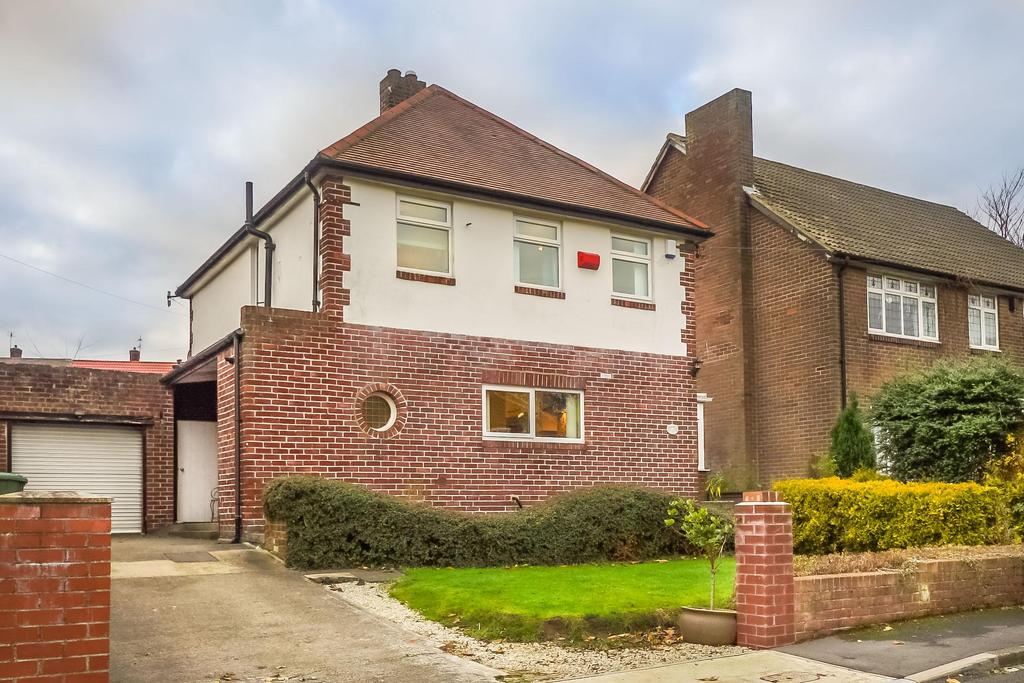3 Bedrooms Detached House for sale in Springwell Village