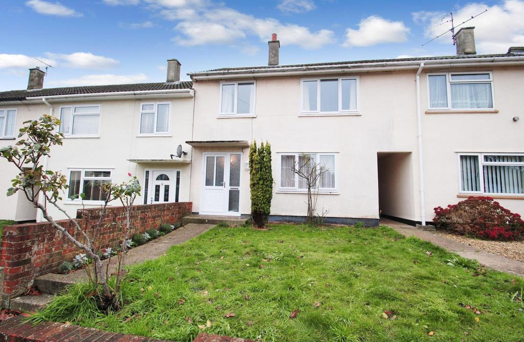 3 Bedrooms Terraced House for sale in Bircham Road, Taunton