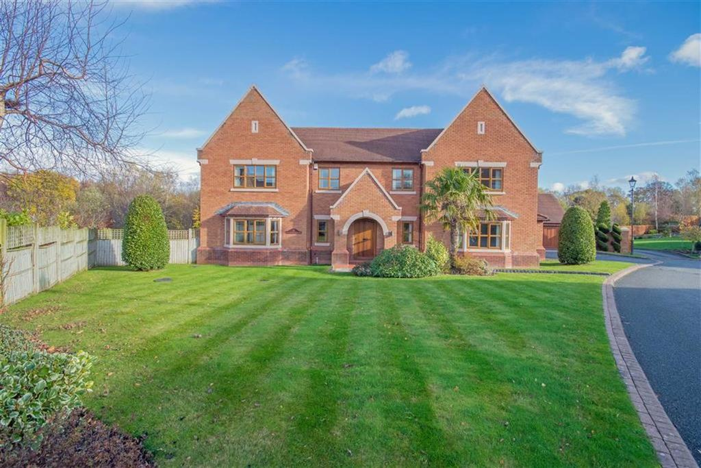 4 Bedrooms Detached House for sale in Northop Country Park, Northop, Mold
