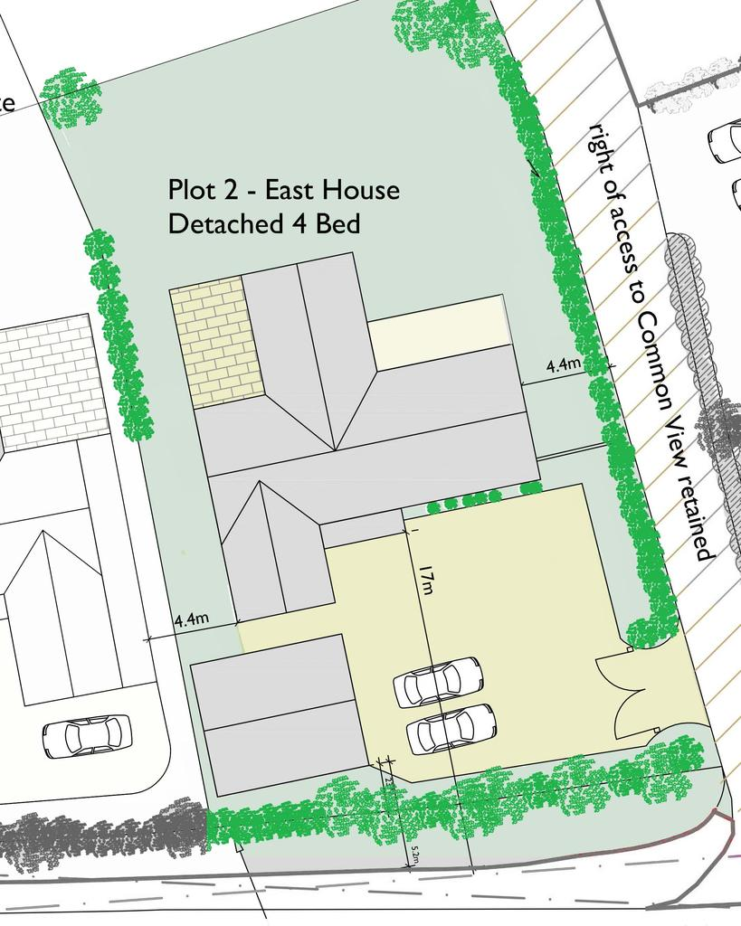 4 Bedrooms Plot Commercial for sale in Nazeing Common, Bumbles Green EN9