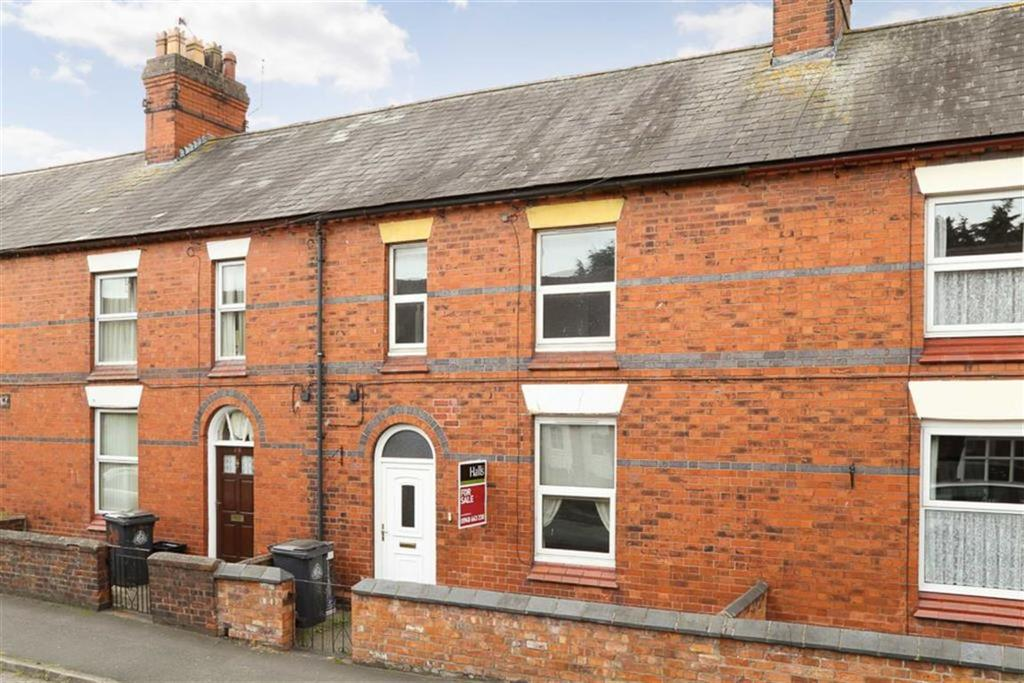 2 Bedrooms Terraced House for sale in Egerton Road, Whitchurch, SY13