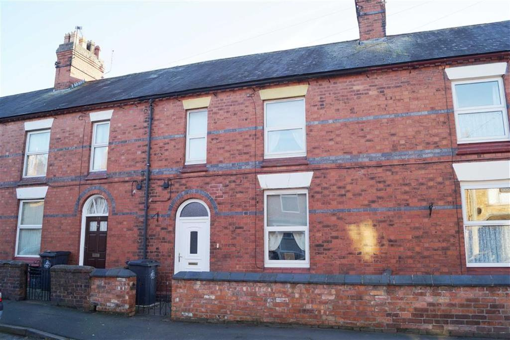 3 Bedrooms Terraced House for sale in Egerton Road, Whitchurch, SY13