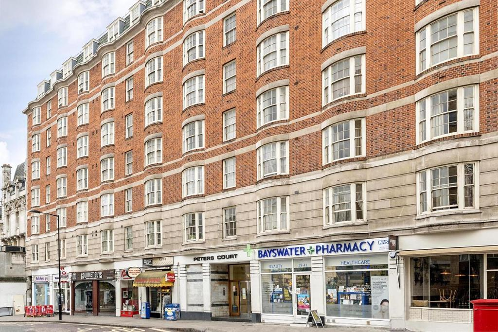 2 Bedrooms Flat for sale in Porchester Road, Bayswater, W2
