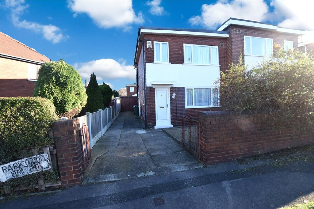 3 Bedrooms Semi Detached House for sale in Parkwood Drive, Leeds, West Yorkshire, LS11