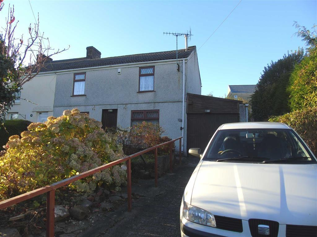 2 Bedrooms Semi Detached House for sale in Strawberry Place, Morriston, Swansea