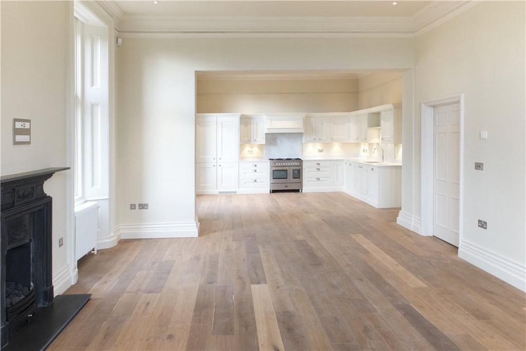 2 Bedrooms Flat for sale in Apartment 3, Burwalls House, Bridge Road, Bristol, BS8