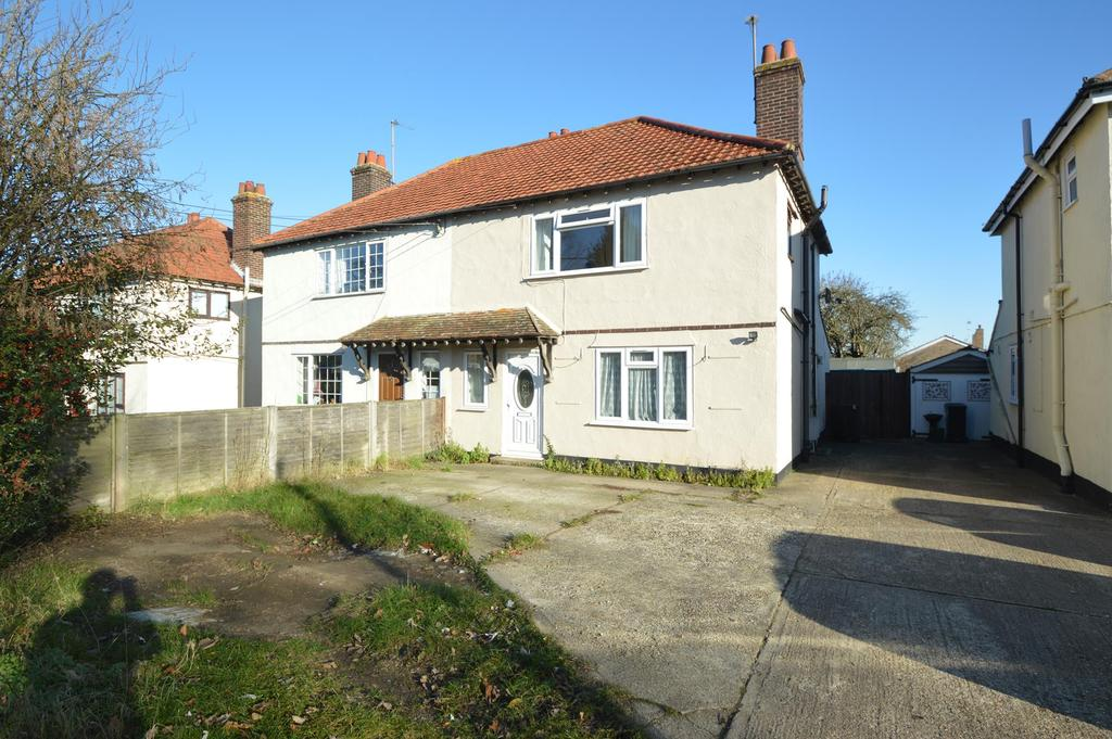 3 Bedrooms Semi Detached House for sale in Yeldham Road, Sible Hedingham, Halstead CO9