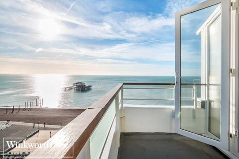 2 bedroom flat to rent - Bedford Towers, Kings Road, Brighton, BN1