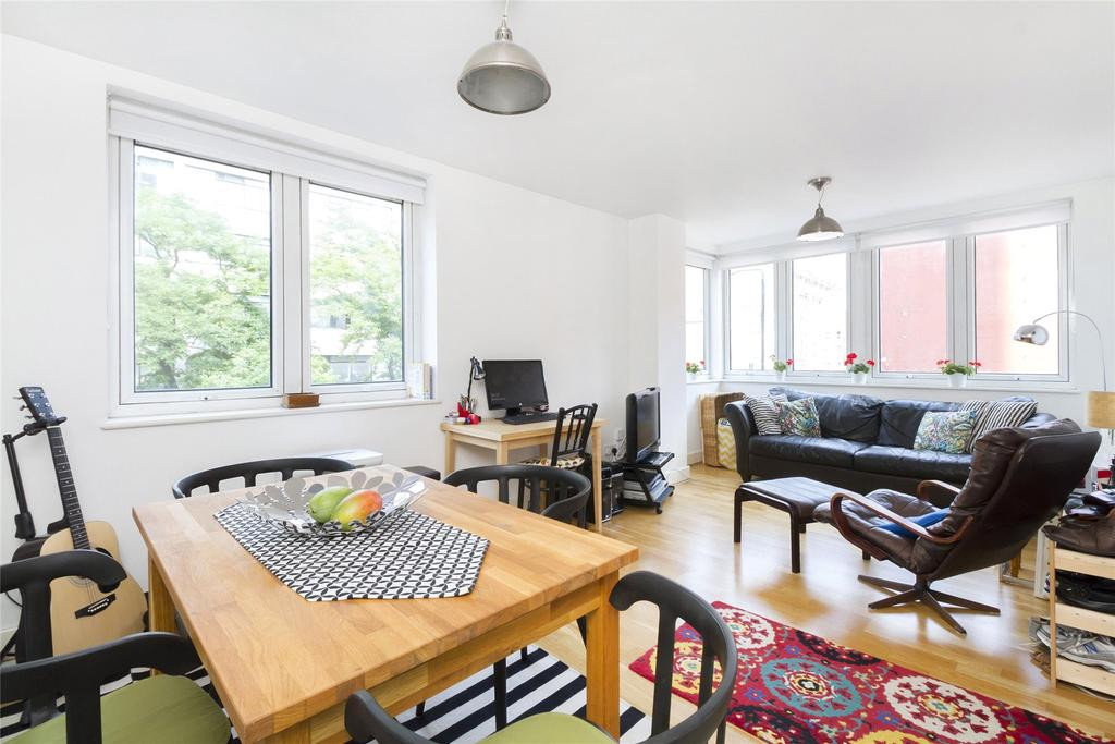 2 Bedrooms Flat for sale in Skyline Plaza, 80 Commercial Road, London