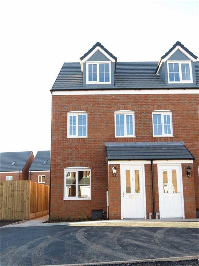 3 Bedrooms End Of Terrace House for sale in 42 Rondel Street, Shrewsbury, Shropshire