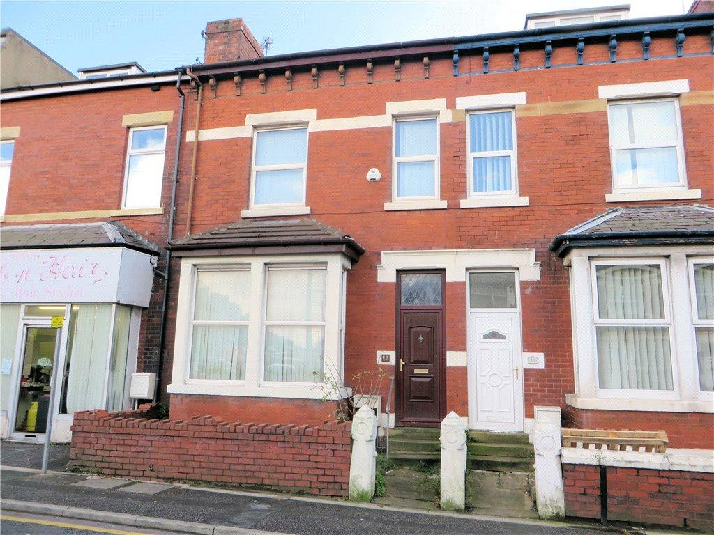 5 Bedrooms Terraced House for sale in Newton Drive, Blackpool, Lancashire