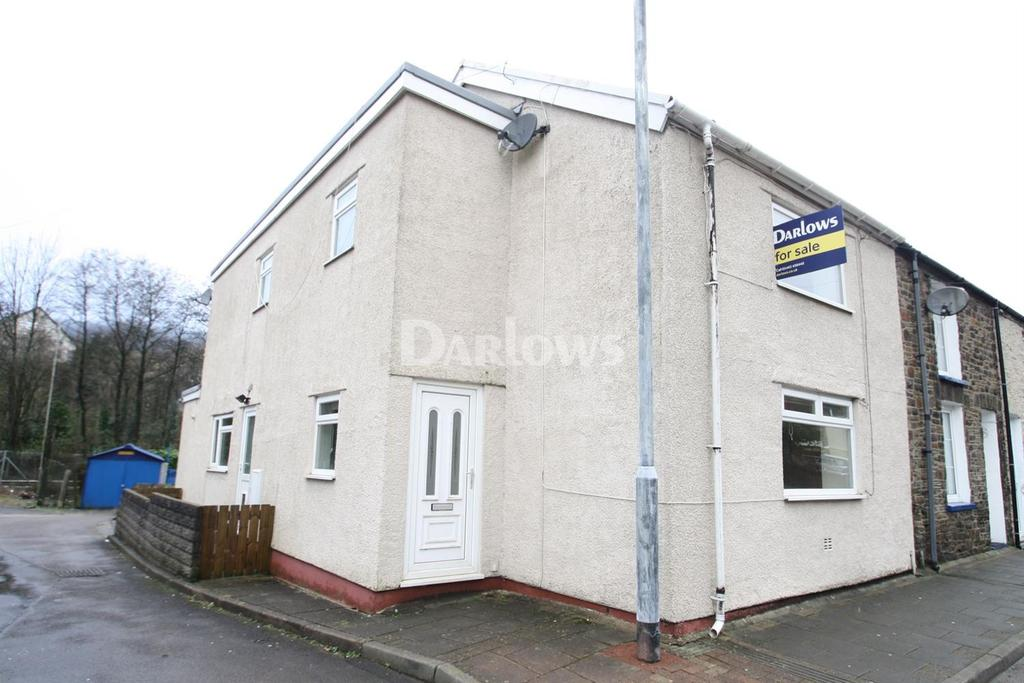 3 Bedrooms End Of Terrace House for sale in Trealaw Road, Tonypandy