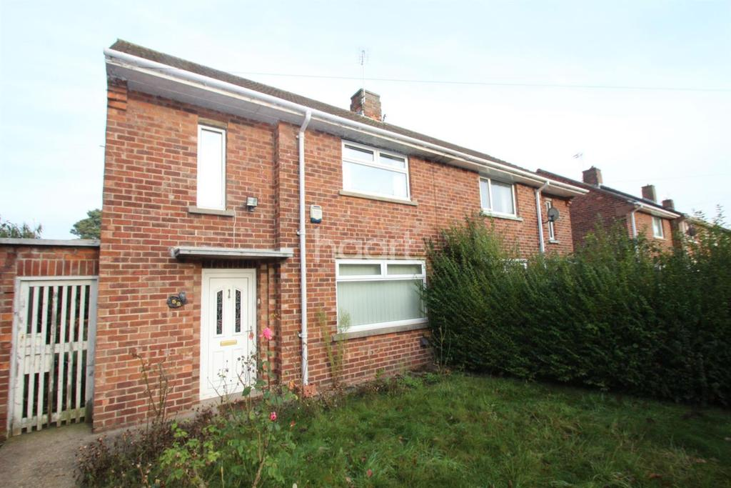 2 Bedrooms Semi Detached House for sale in Anderby Drive, Lincoln, LN6