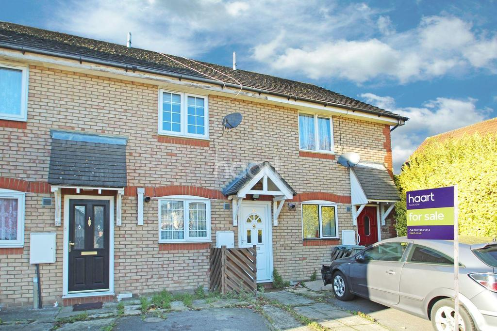 2 Bedrooms Terraced House for sale in Cranley Road, Plaistow