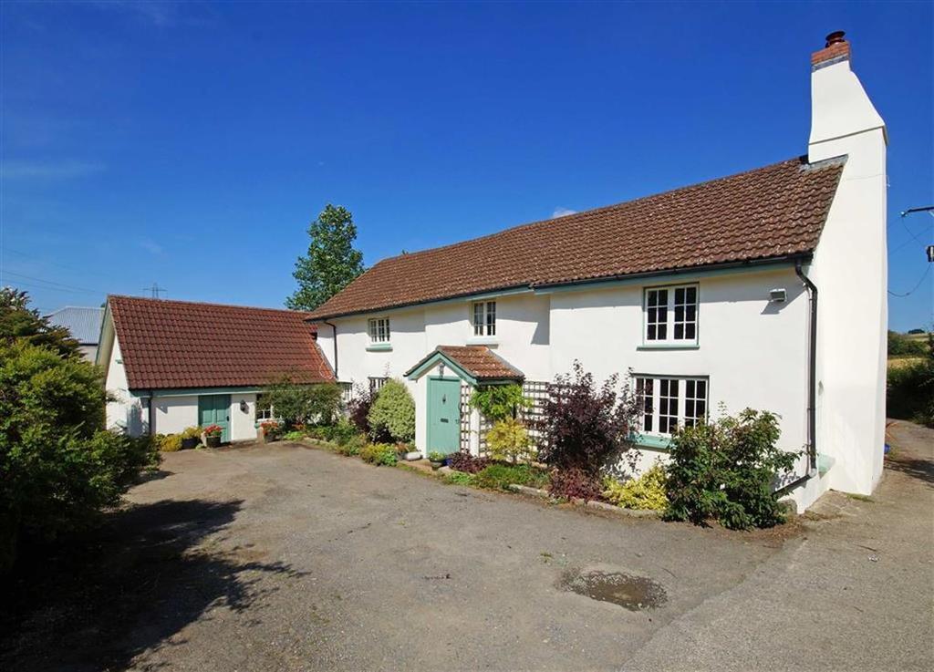 6 Bedrooms Detached House for sale in Harracott, Barnstaple, Devon, EX31