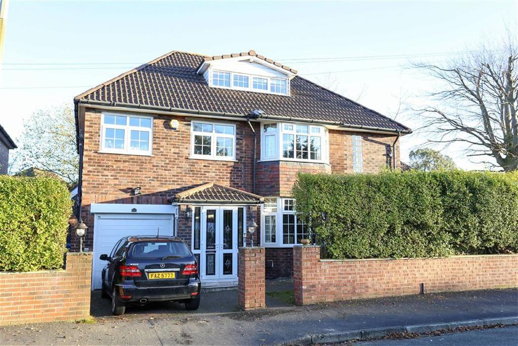 5 Bedrooms Detached House for sale in South Park Road, Cheadle, Cheshire