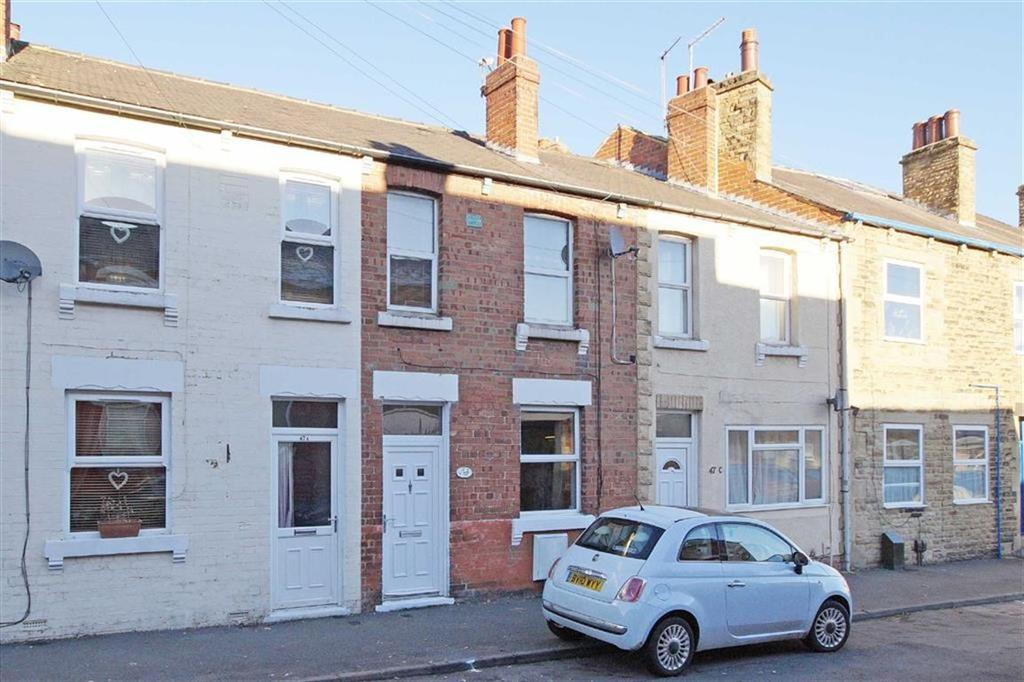 2 Bedrooms Terraced House for sale in Chatsworth Road, Harrogate, North Yorkshire