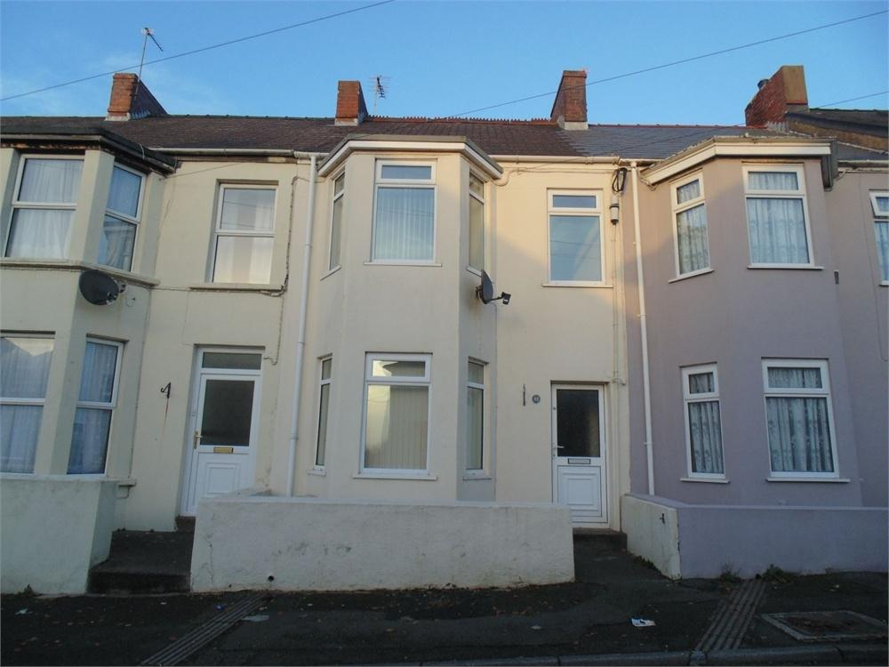 3 Bedrooms Detached House for sale in 42 Cromwell Road, MILFORD HAVEN, Pembrokeshire