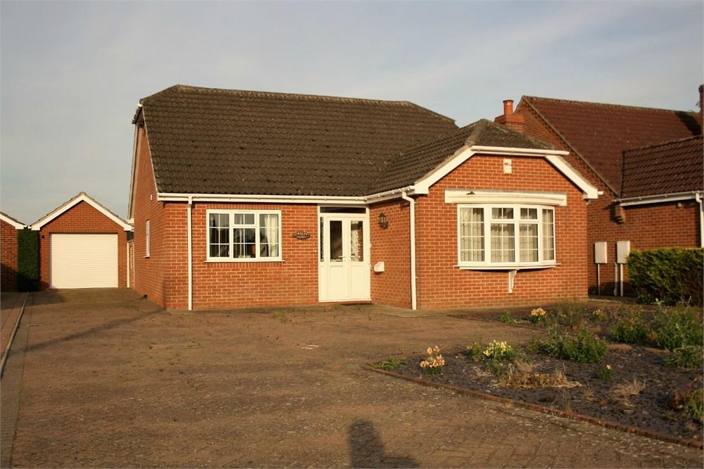 3 Bedrooms Detached Bungalow for sale in North End, Swineshead, Boston, Lincolnshire