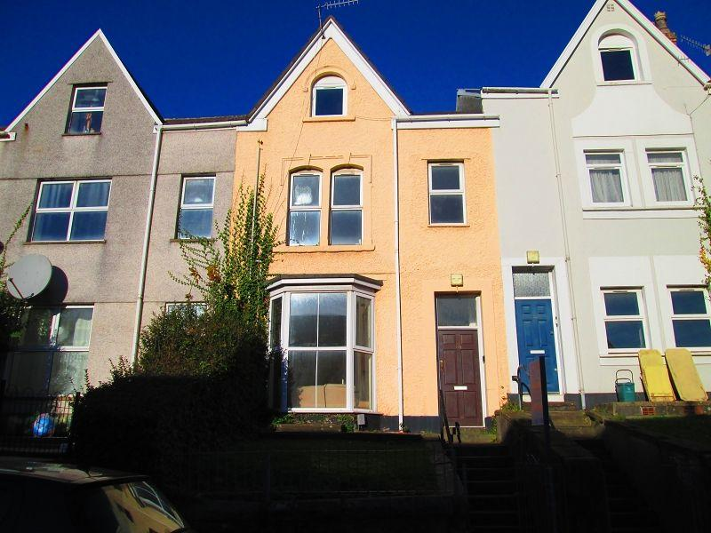 1 Bedroom Terraced House for sale in Hanover Street, Swansea, City County of Swansea.