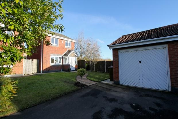 3 Bedrooms Detached House for sale in Soane Close Ashton In Makerfield Wigan