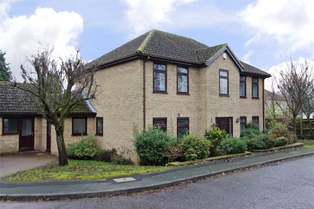 4 Bedrooms Detached House for sale in Reed Close, Trumpington, Cambridge