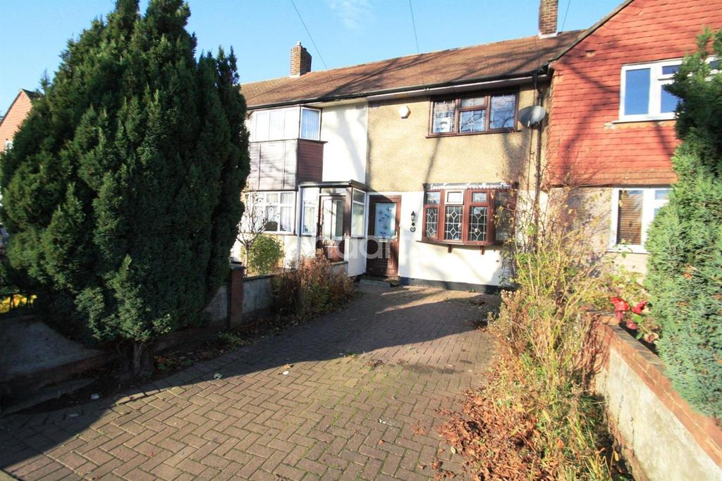 2 Bedrooms Terraced House for sale in Edgehill Gardens