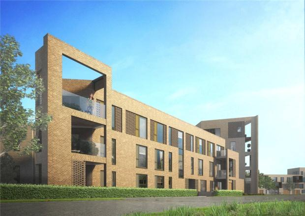 2 Bedrooms Apartment Flat for sale in Abode, Addenbrooke's Road, Trumpington, Cambridge