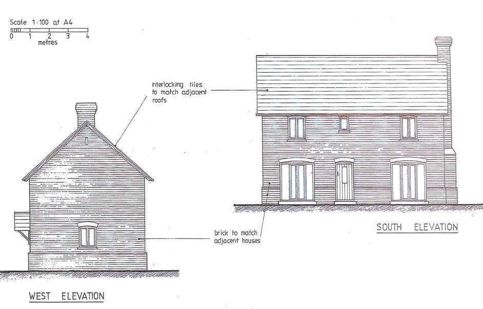 3 Bedrooms Plot Commercial for sale in Adjacent To 12 Mill Meadow, Tenbury Wells, Worcestershire, WR15