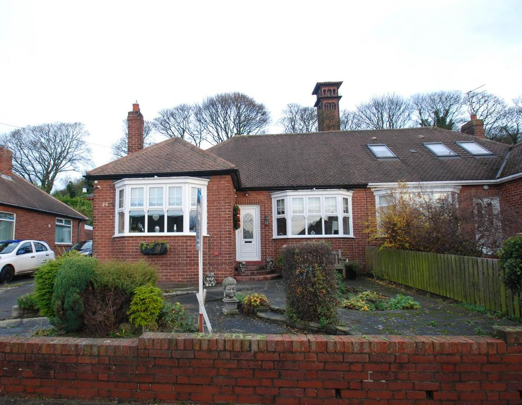 2 Bedrooms Bungalow for sale in Mill Grove, South Shields