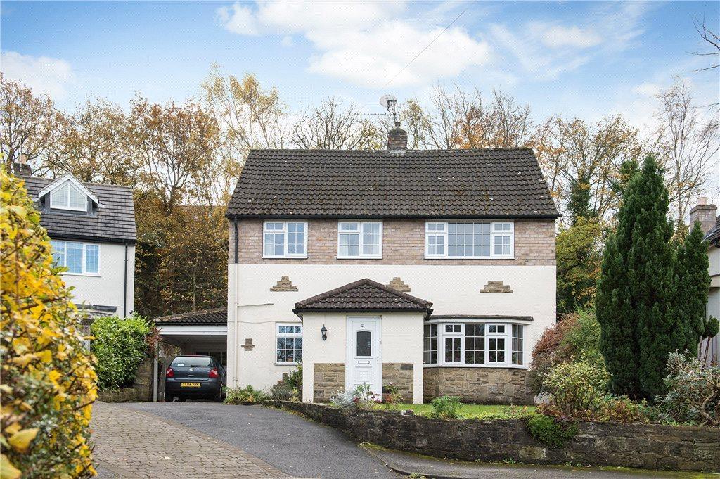5 Bedrooms Detached House for sale in Kent Bank, Harrogate, North Yorkshire
